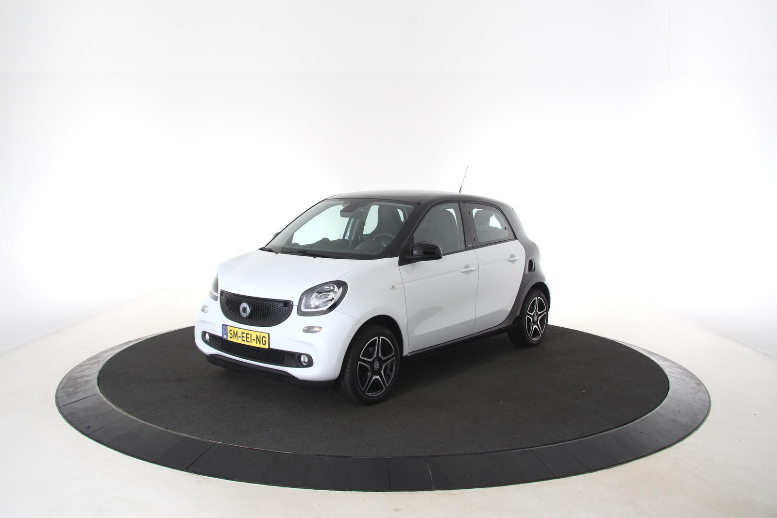 Smart Forfour 1.0 Turbo Prime Automaat