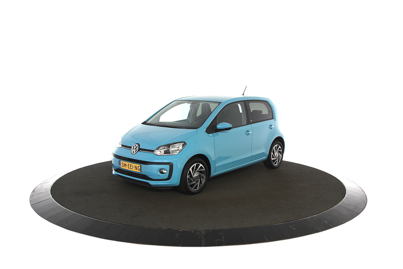 Volkswagen up! 1.0 BMT sound up!