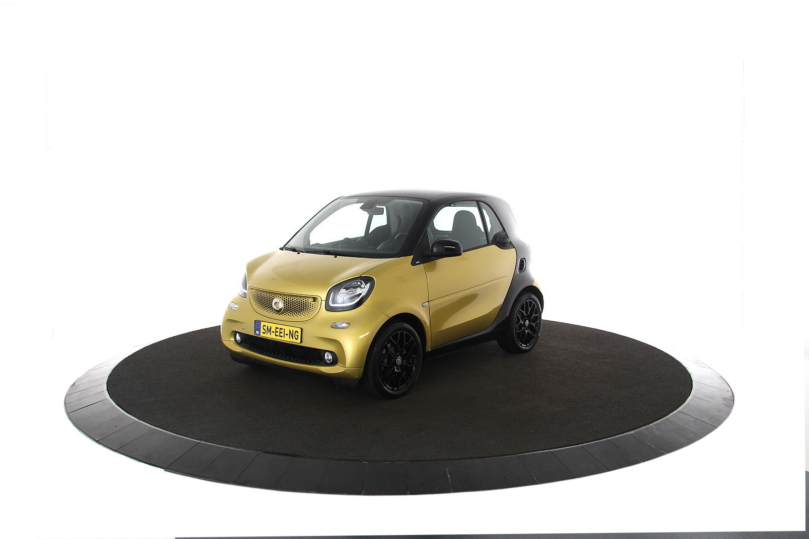 Smart Fortwo 1.0 Turbo Prime Automaat