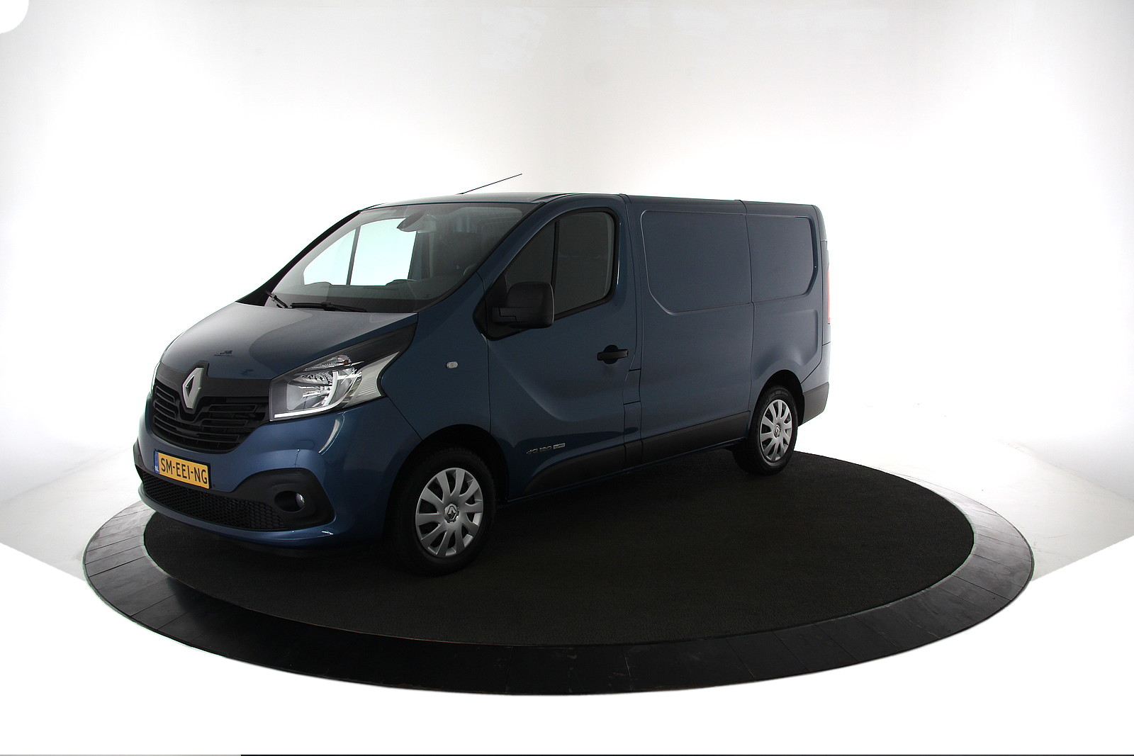 Renault Trafic 1.6 dCi L1H1 3 Persoons