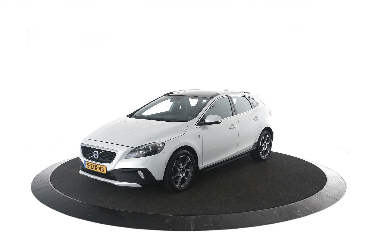 Volvo V40 Cross Country T4 Ocean Race Automaat