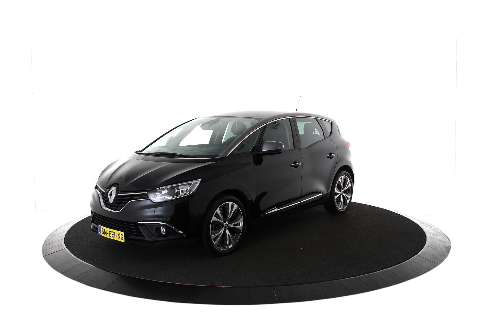 Renault Scénic 1.3 TCe Intens 163pk Automaat