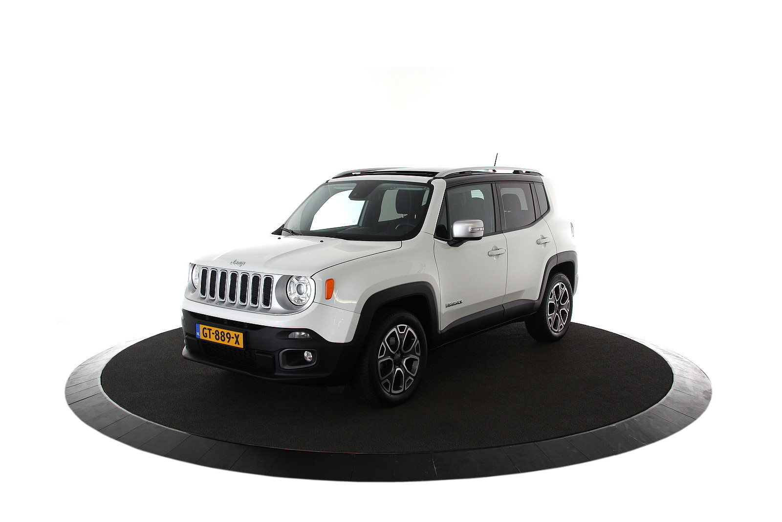 Jeep Renegade 1.4 MultiAir Limited AWD Automaat