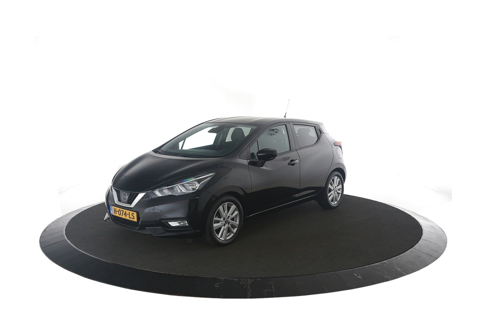 Nissan Micra 1.0 IG-T N-Connecta