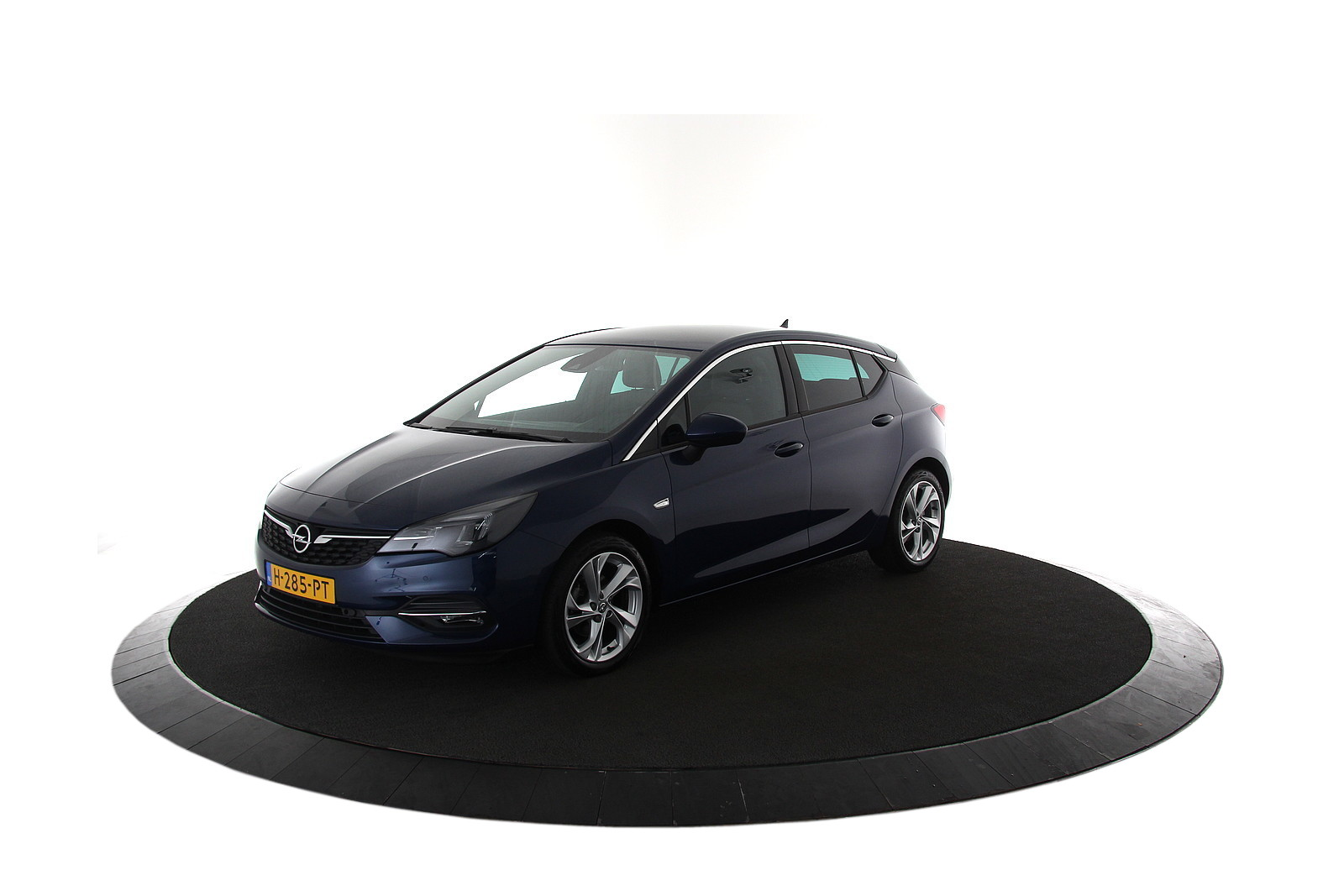 Opel Astra 1.4 Launch Elegance Automaat