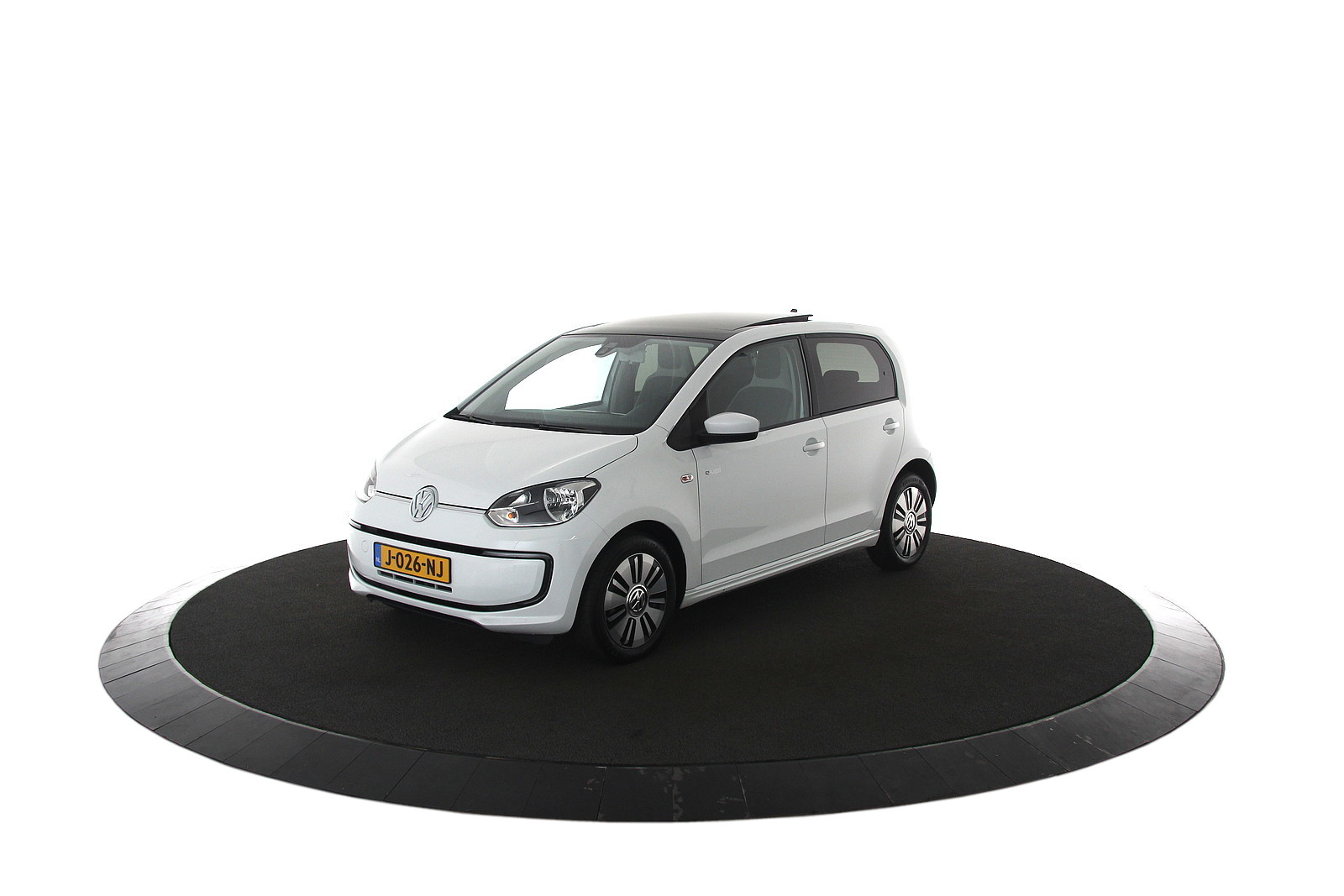 Volkswagen e-Up! MARGE 2000EURO SUBSIDIE