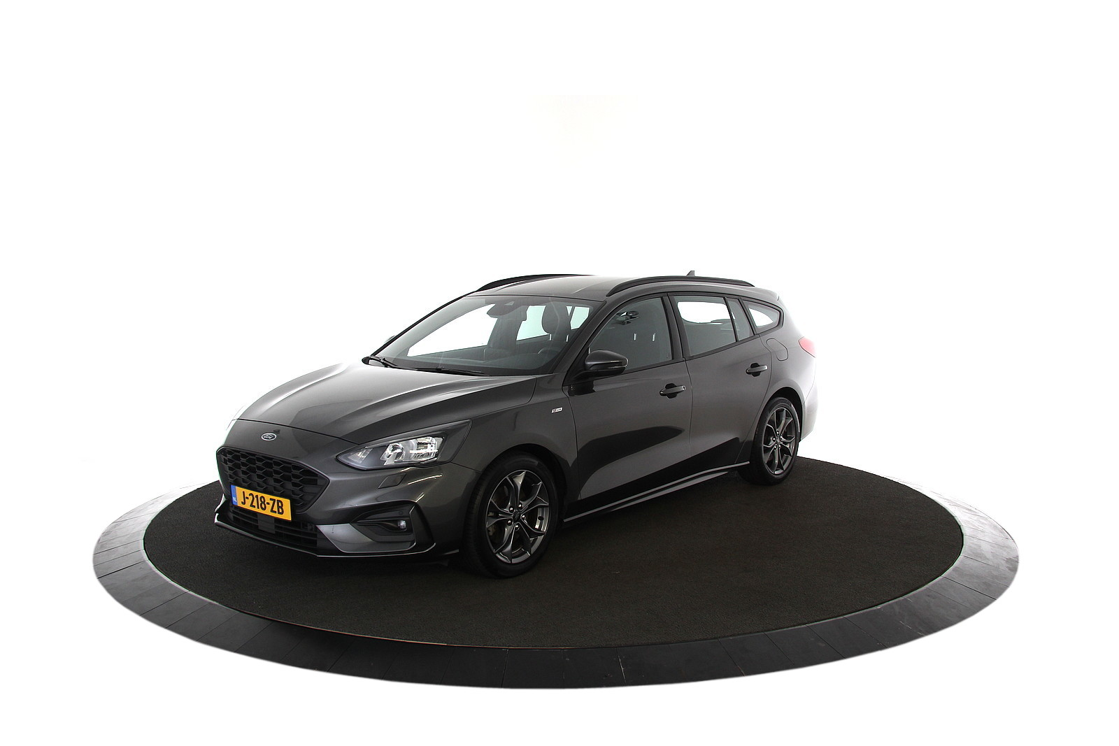 Ford Focus Wagon 1.5 EcoBoost ST Line Automaat
