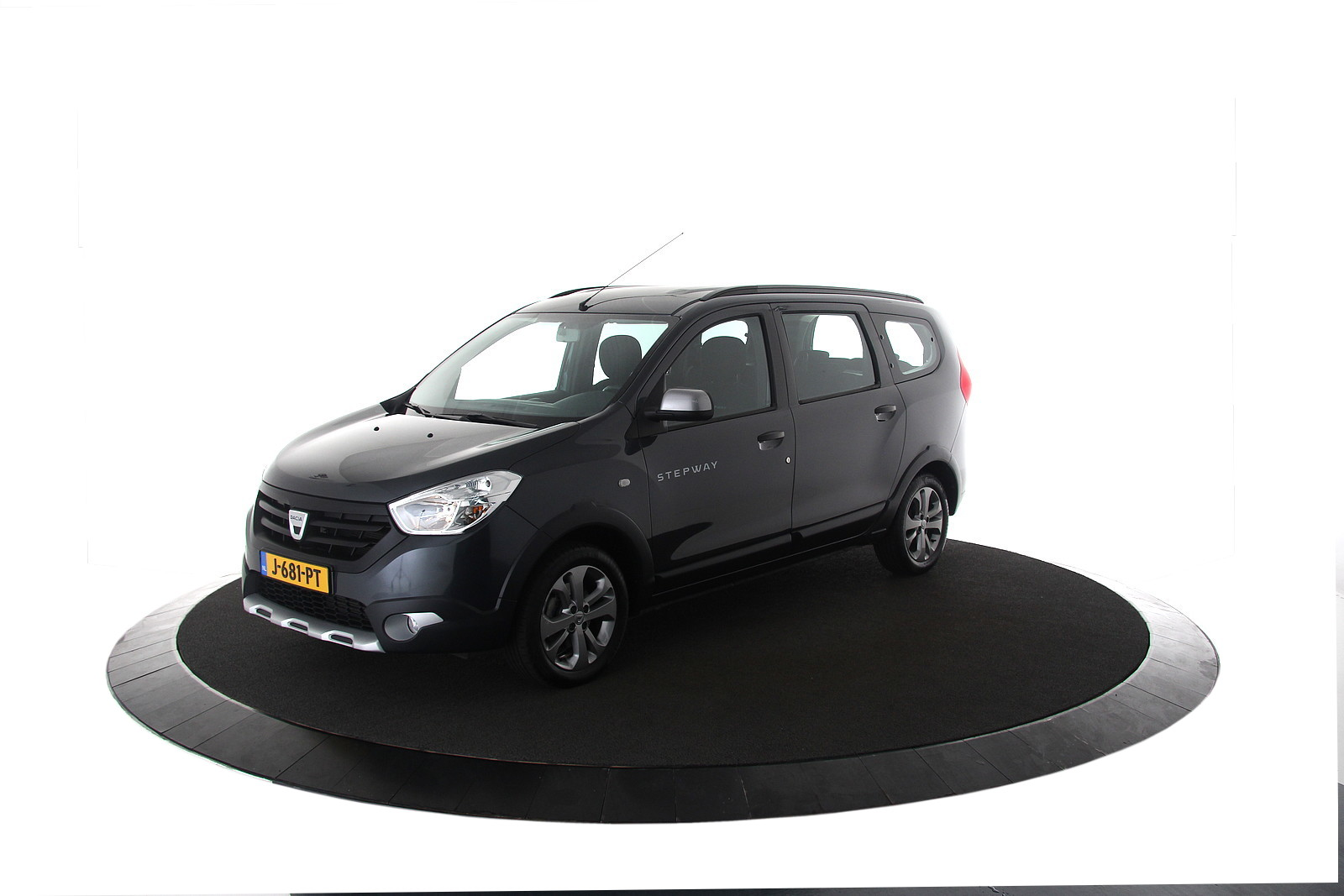 Dacia Lodgy 1.2 TCe Stepway 7 Persoons