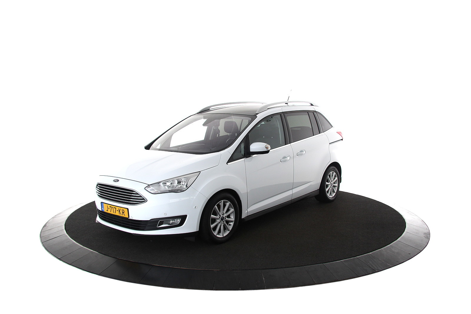 Ford Grand C-Max 1.5 Titanium 7 Persoons Automaat