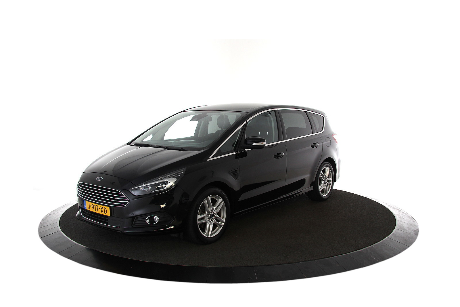 Ford S-Max 1.5 Titanium 7-Persoons