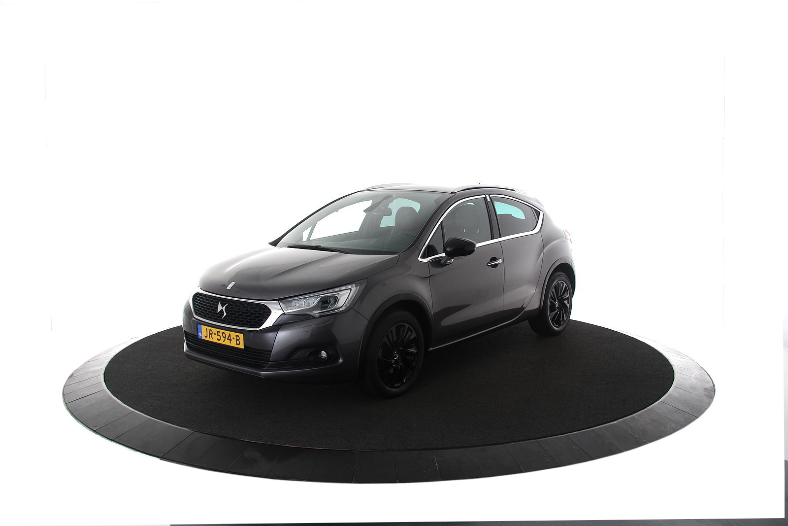 DS DS 4 Crossback 1.6 THP Chic 165PK Automaat