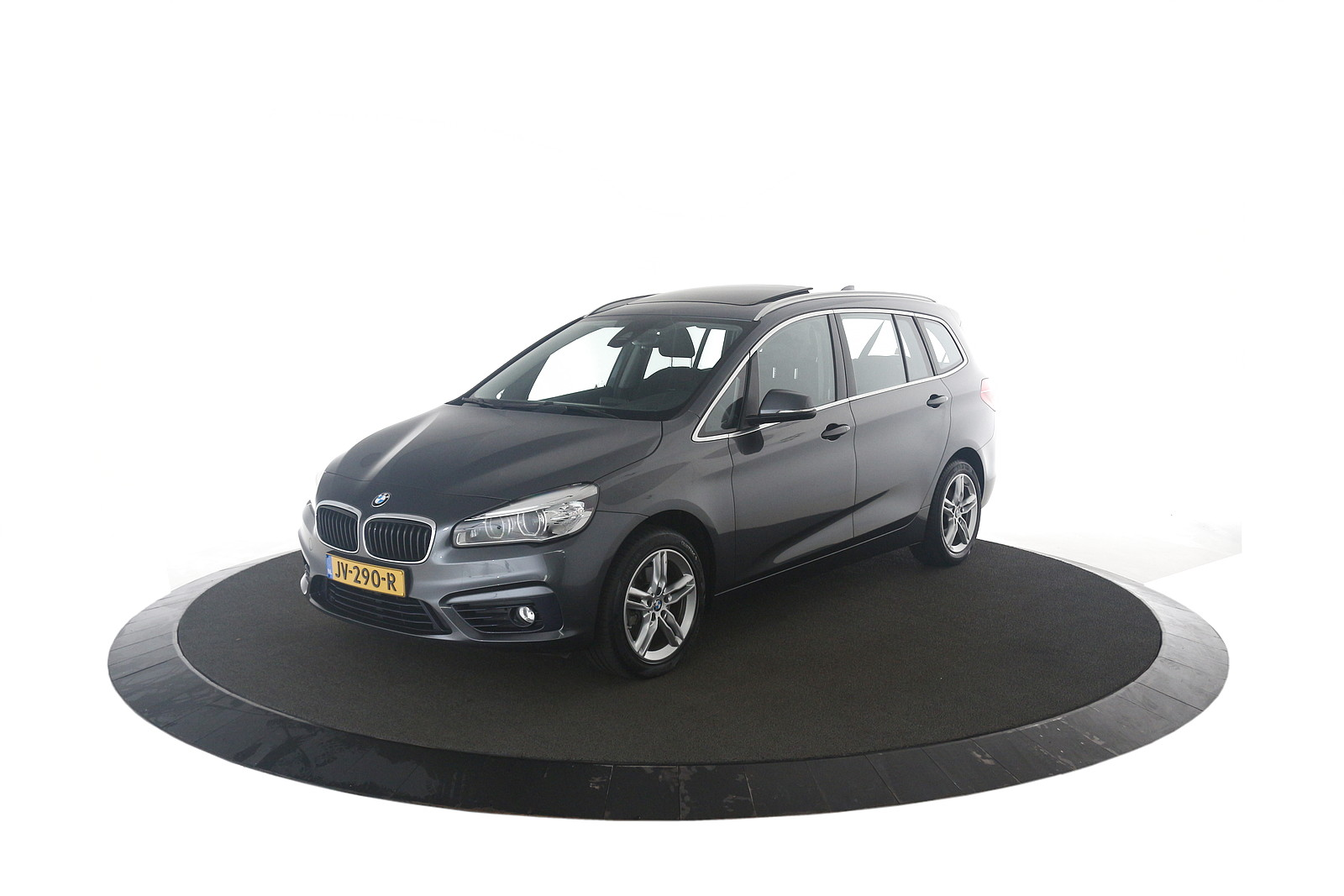 BMW 2 Serie Gran Tourer 218i Automaat 7 Persoons Sport Line