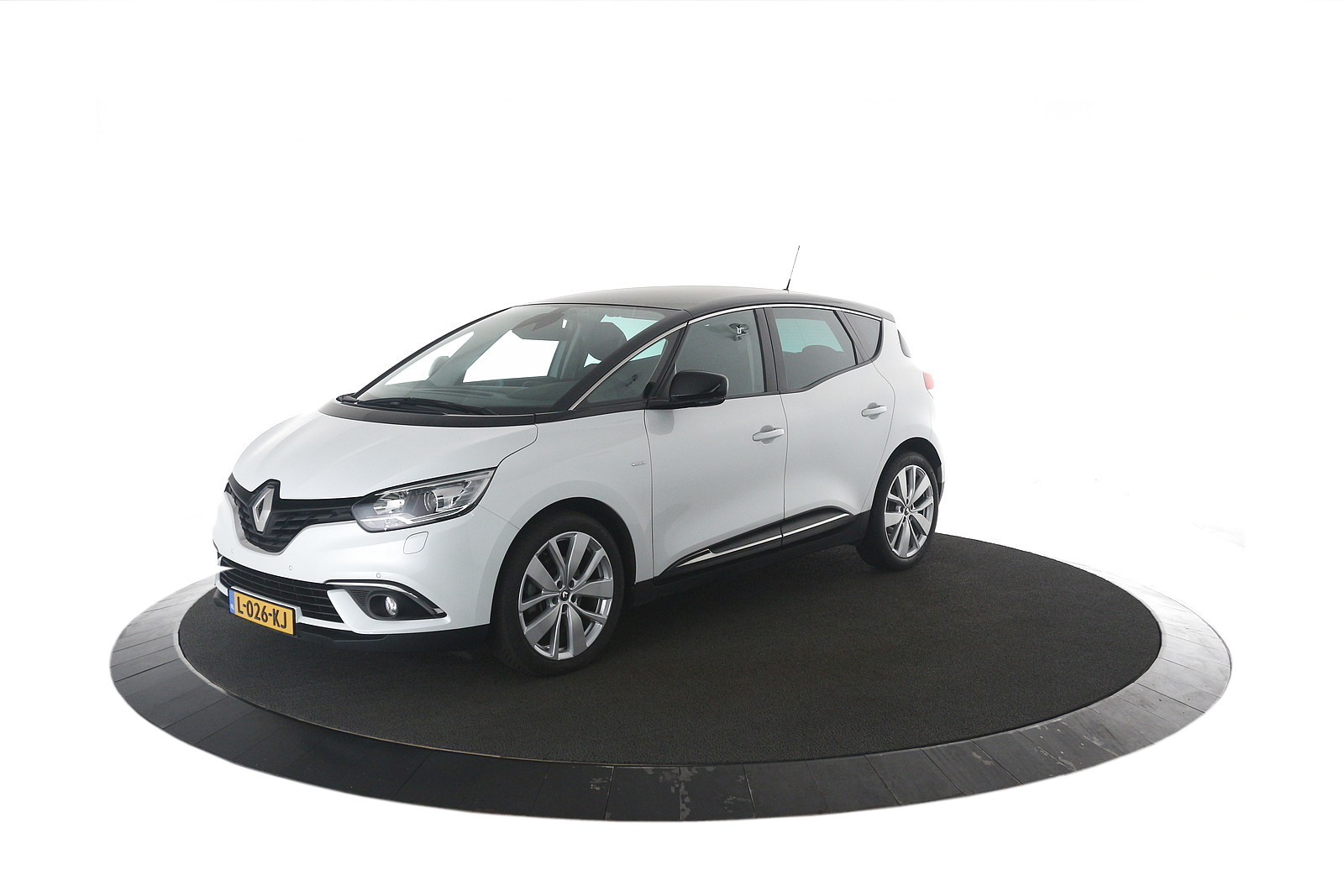 Renault Scénic 1.3 TCe Limited Automaat