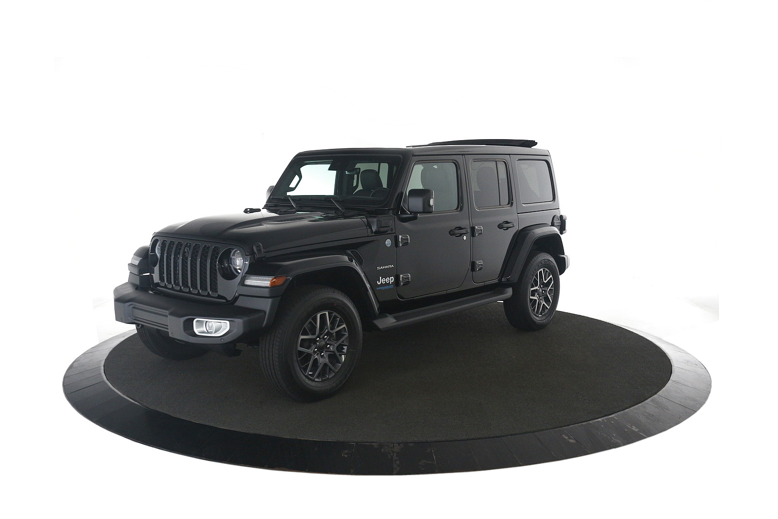 Jeep Wrangler Unlimited 4xe 380 Plug-in Hybrid First Edition