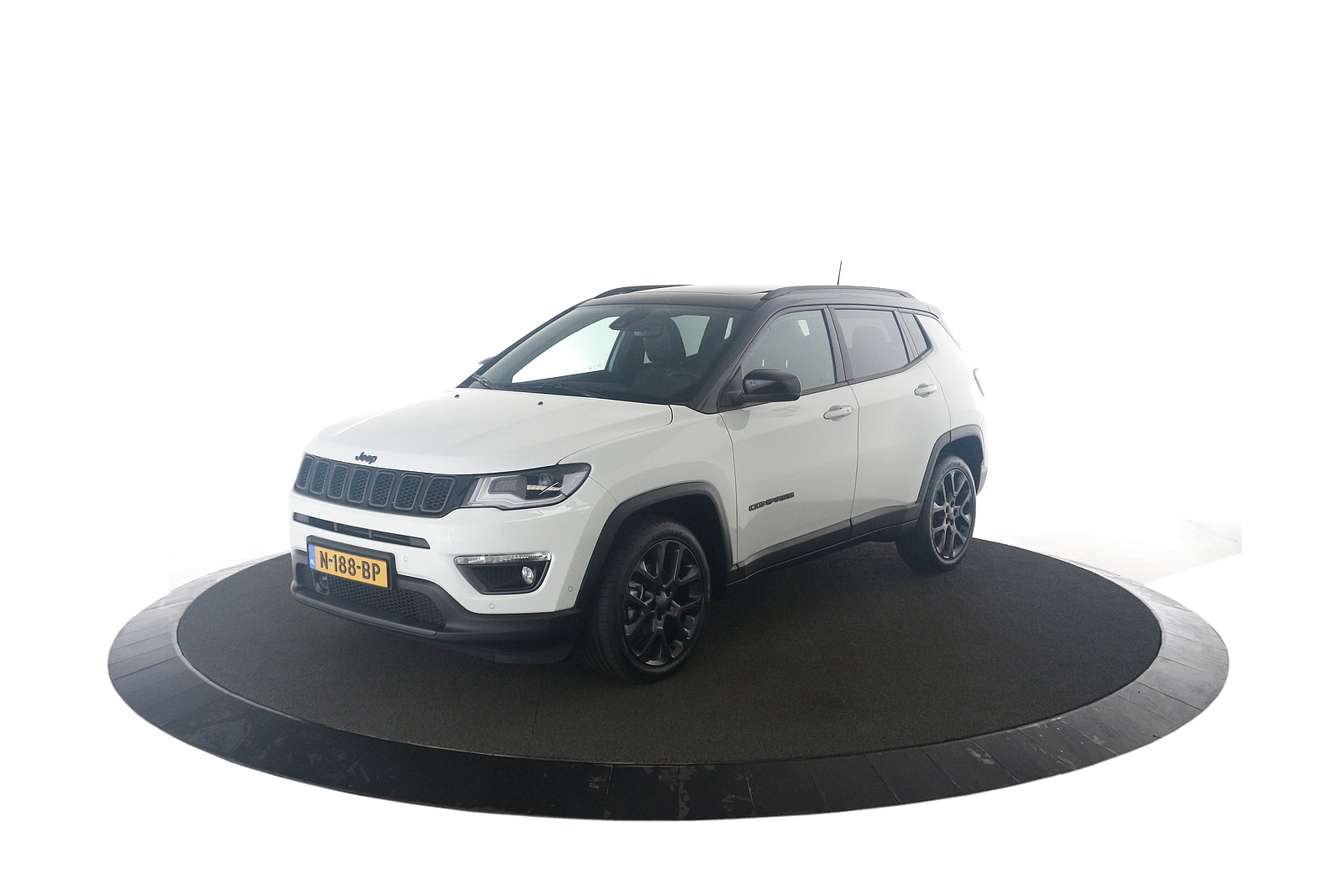Jeep Compass 1.3T S