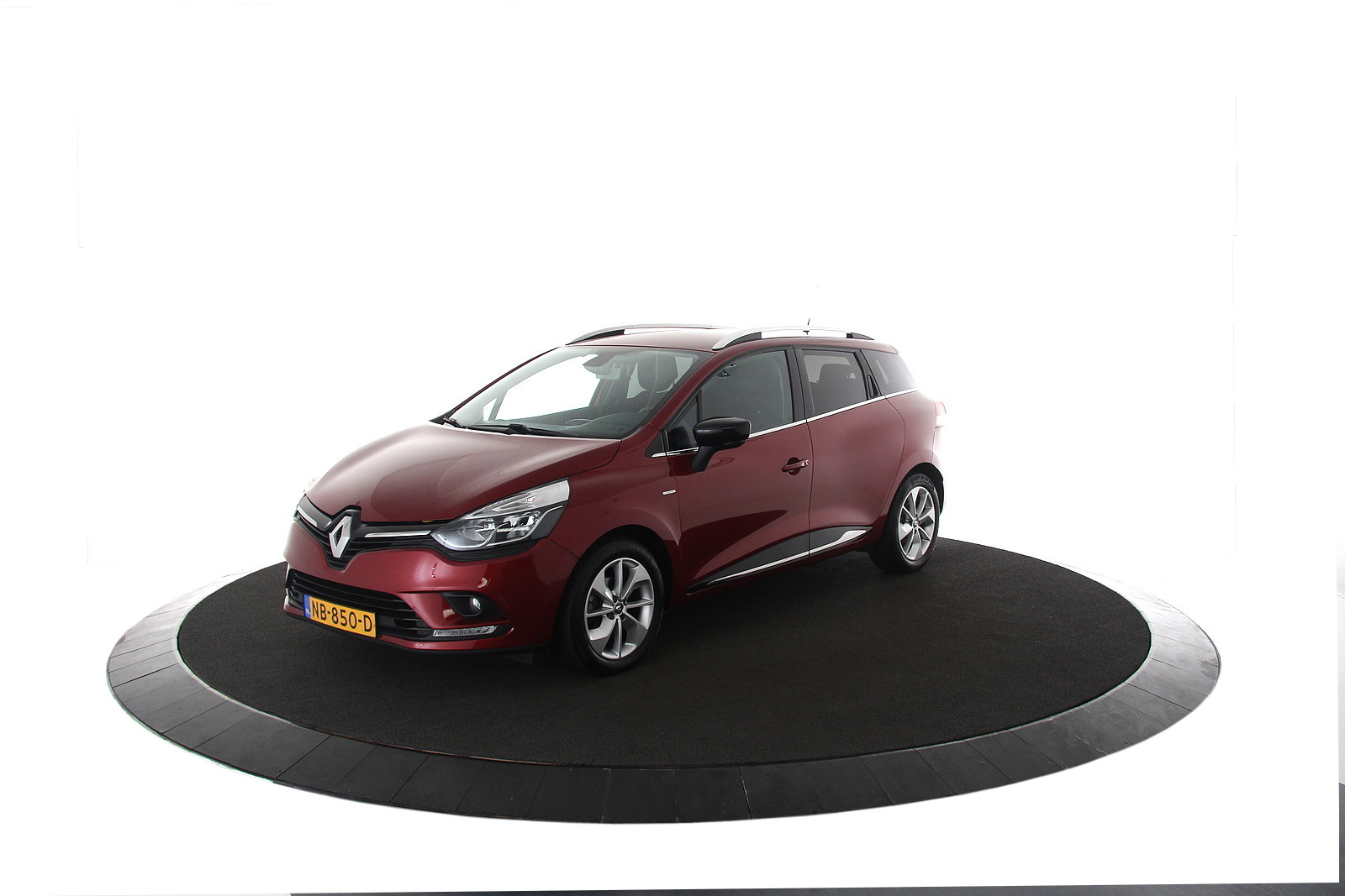 Renault Clio Estate 1.2 TCe Limited 120PK