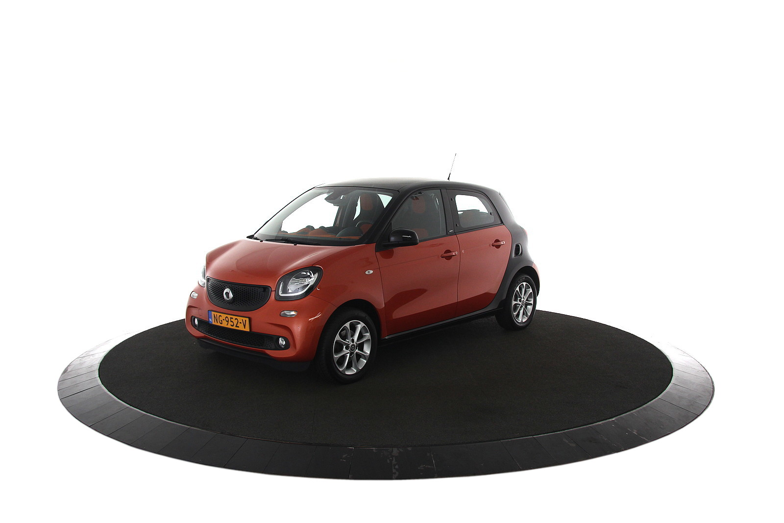 Smart Forfour 1.0 Proxy