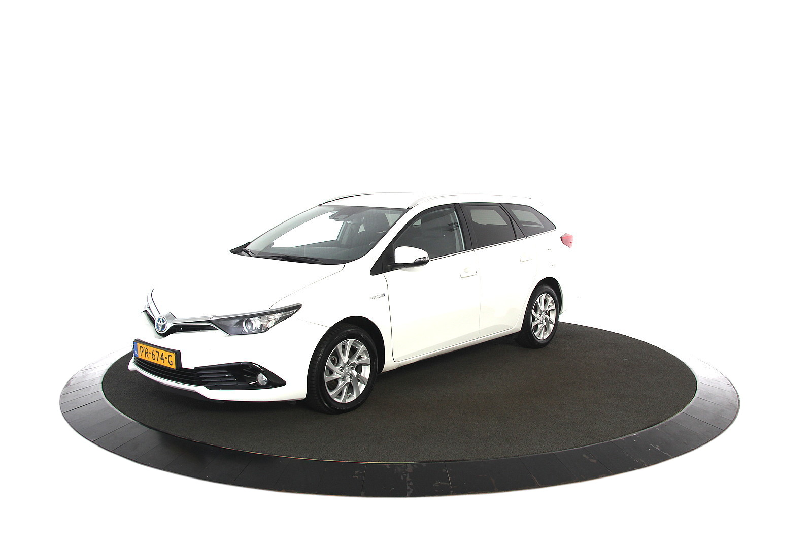 Toyota Auris Touring Sports 1.8 Hybrid Dynamic Go