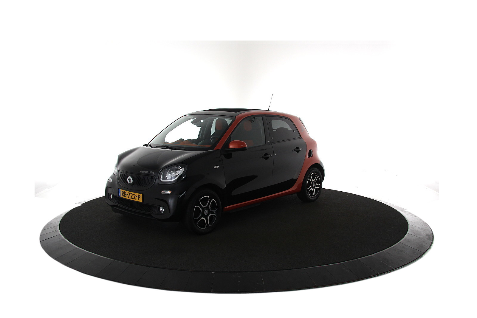 Smart Forfour electric drive EX BTW
