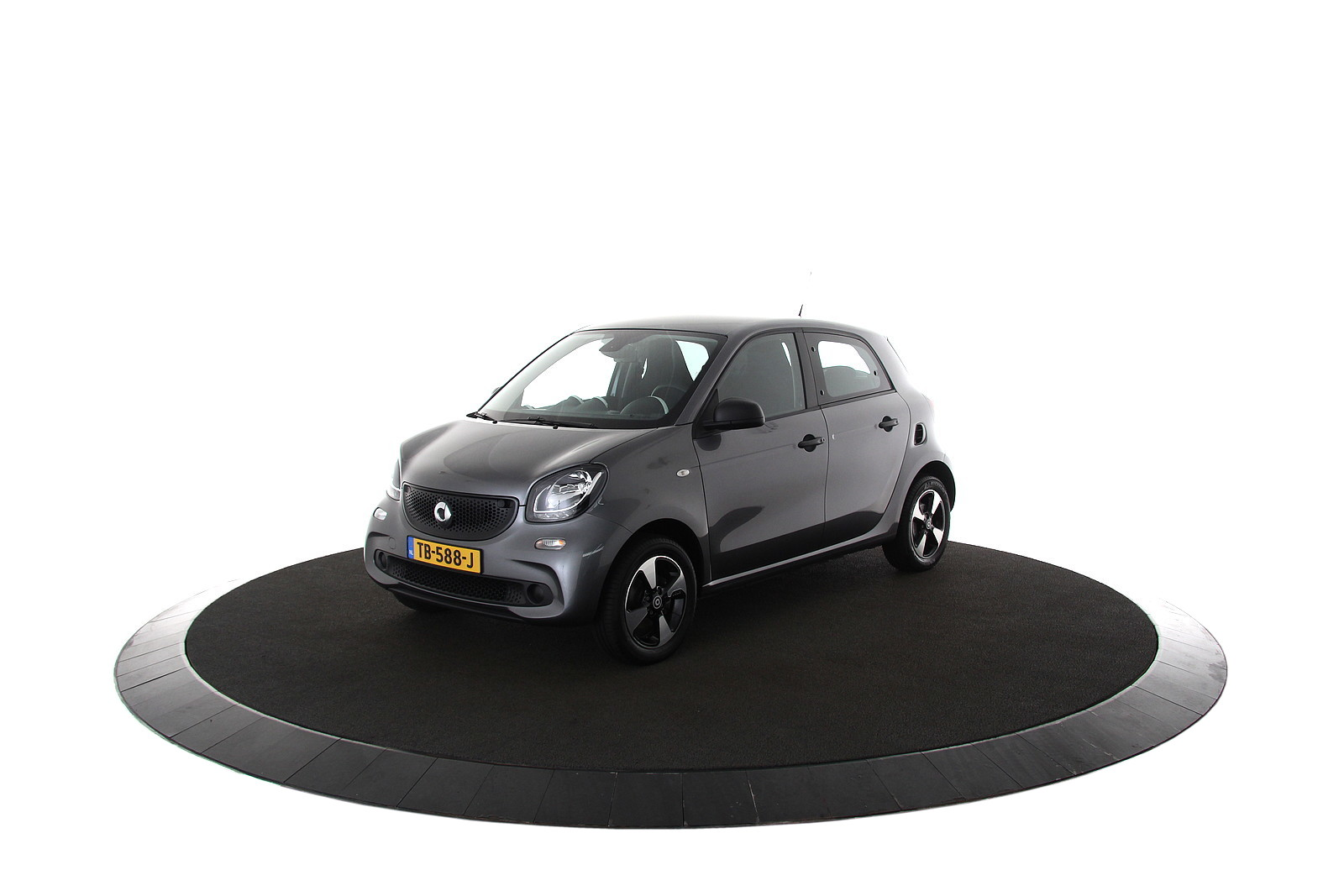 Smart Forfour 1.0 Business Solution