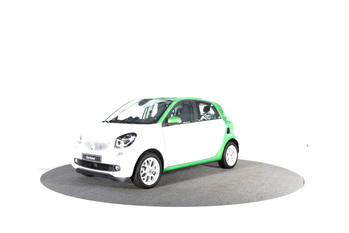 Occasion Smart-Forfour-Electric Drive Prime | Achteruitrijcamera ...